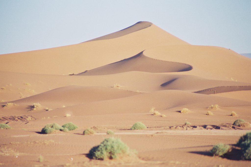 Toubkal Mountain & Moroccan Desert