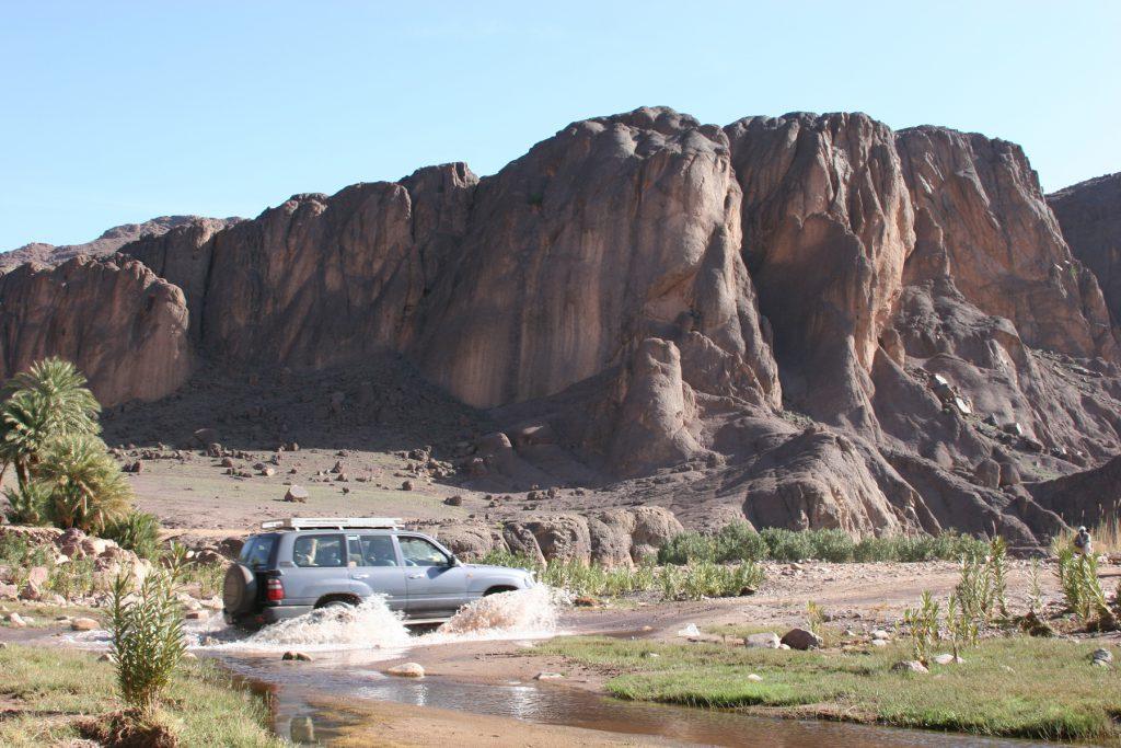 Marrakech valleys