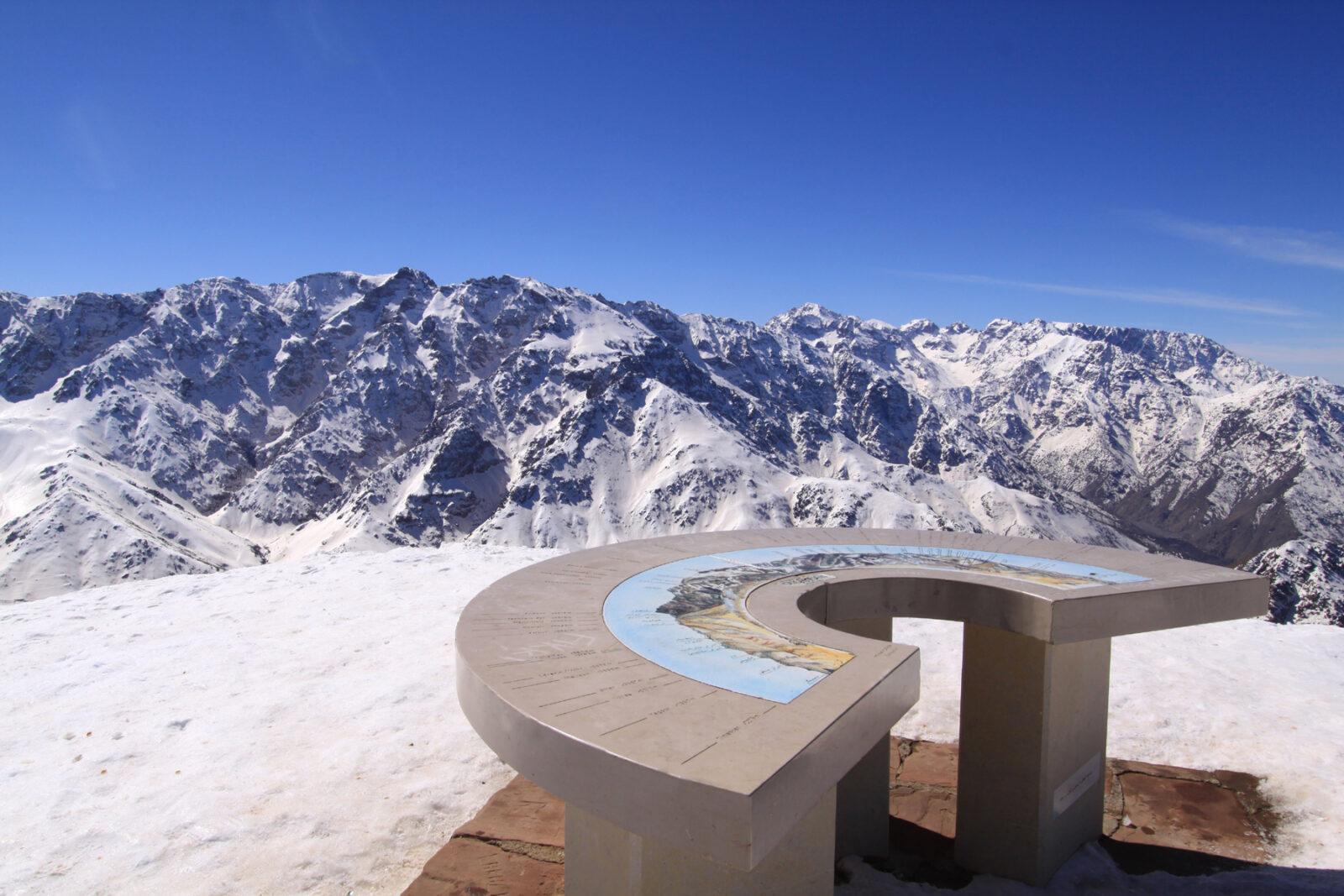 Mountain Toubkal Ascent