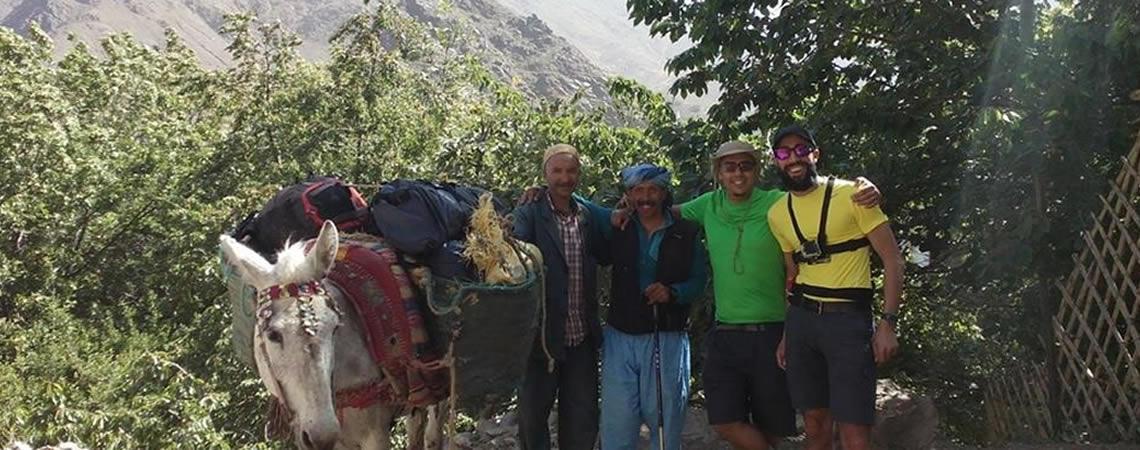 Treking Morocco