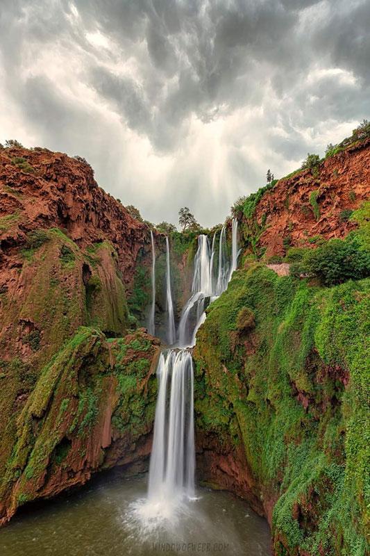 Ouzzoud Waterfalls